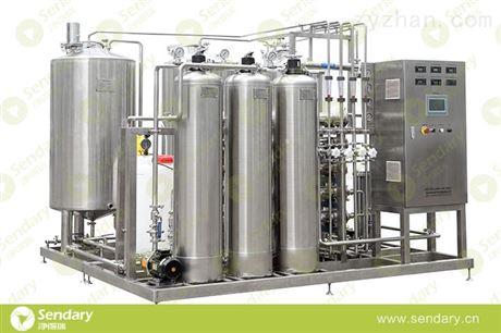医疗科技公司用纯化水制备设备