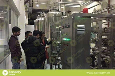 食品行业用纯水制取设备