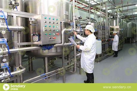 生物科技公司用纯化水制取设备