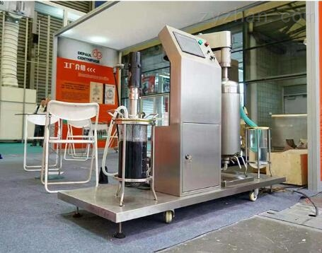 GQ76PLC型实验室管式离心机