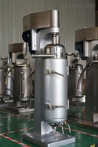 GF/GQ105型立式高速管式离心机