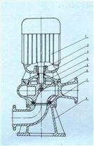 浙江成泉LW型管道式排污泵