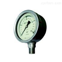 上海布莱迪/不锈钢耐震压力表/防腐径向充液