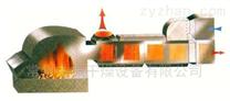 燃煤高温热风炉构造