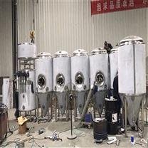 天津自酿啤酒设备生产厂家德式工艺