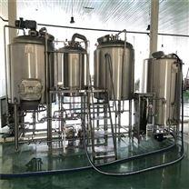 日产1吨小型啤酒厂啤酒设备