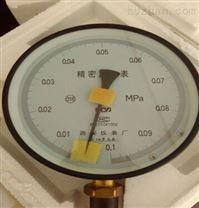 天津YB-150U0.16級精密壓力表