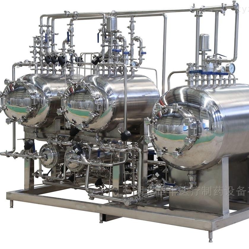 生物制药生产废水灭活系统