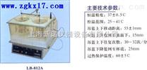 上海新诺供应LB-812A六管崩解测定仪/崩解测定仪