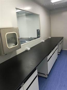 济宁实验室装修改造方案的确认和实施