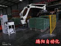 TY码垛机器人的搬运工作受到了很多人的欢迎