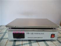 数显恒温不锈钢电热板抗腐蚀升温快智能控温