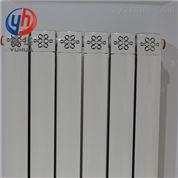 銅鋁復合暖氣片散熱量