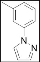 1-(m-tolyl)pyrazole