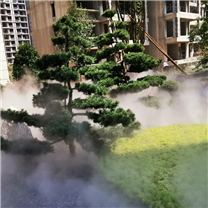 小區霧森系統