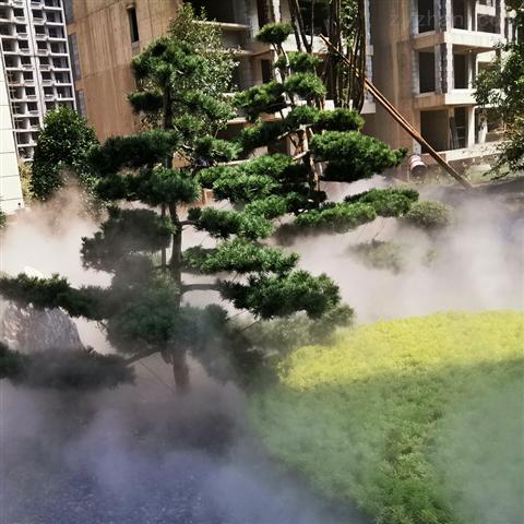 售楼部雾景设备