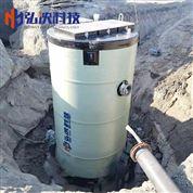 上海一体化泵站生产商厂家热销定制出产