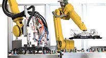 机器人密封涂胶工艺 - 大连华工涂胶机