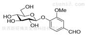 Vanillin4-O-b-D-Glucoside,494-08-6