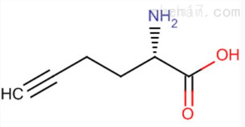 (S)-2-氨基-5-己炔酸,CAS:98891-36-2