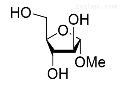 甲基 α-D-呋喃阿拉伯糖苷,CAS:56607-40-0