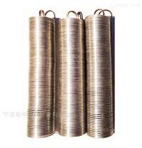 浙江祖坤环保 特殊弹簧袋笼 铝制除尘骨架