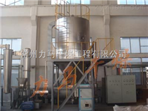 脉动气流喷雾干燥机雾化料液的试验