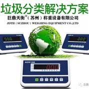 北京100公斤電子臺秤診所收集垃圾分類稱重