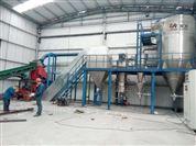磷酸鐵鋰高效氣流磨生產線磷鐵粉碎分級設備