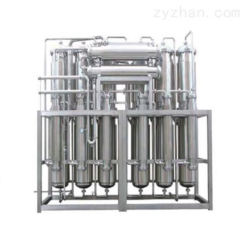供应湖南金佰帆医疗科技产品LD系列-列管式多效蒸馏水机