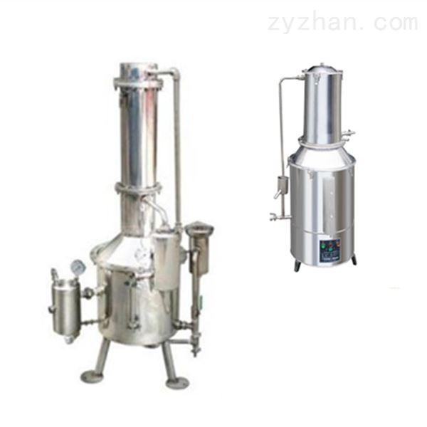 塔式重蒸餾水器簡介
