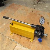 原装SYB-2S双出口液压泵 矿用锚索机具
