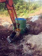 污水泵站无锡一体化预制泵站