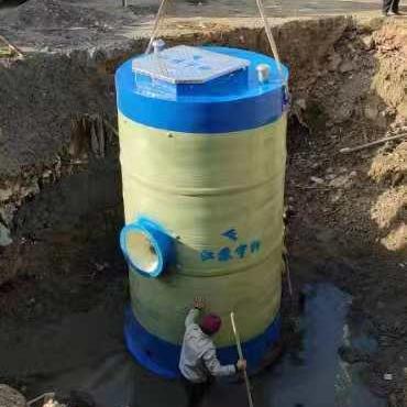 泰州一体化预制泵站