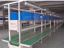 清遠皮帶輸送線專一傳送物料的生產流水設備