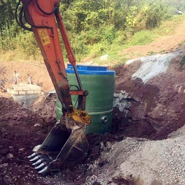 攀枝花一体化预制泵站