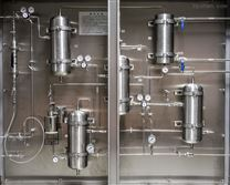 RY02-T4P4F-BS01 兩級減壓閃蒸液體取樣器