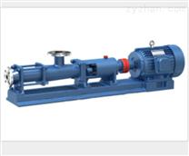 G型单螺杆泵、螺杆输送泵
