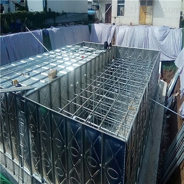 南平地埋式箱泵一体化