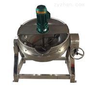 DRT奶疙瘩熬煮夾層鍋設備