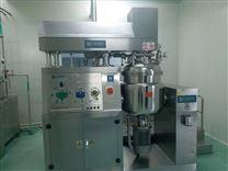 二手制藥型真空乳化機設備