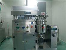 50L二手制药型真空乳化机设备