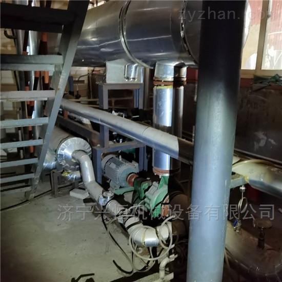 二手316材质电加热MVR强制循环蒸发器出售