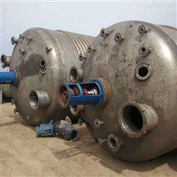 回收二手200L不锈钢反应釜