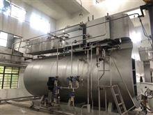 4T/H二手燃油高压锅炉