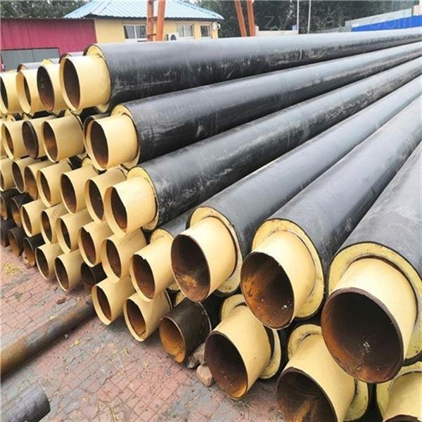 平城区325钢套钢直埋式复合保温管近期价格