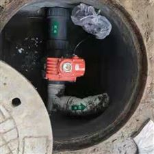 直徑控源截污電動樓宇分流器