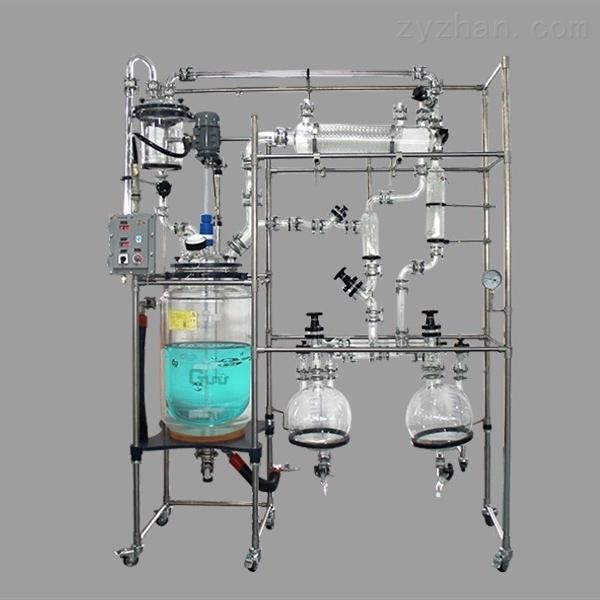 100L高效溶剂回收组合装置