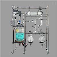 100L高效溶劑回收組合裝置