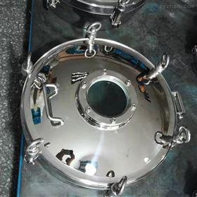 玻璃压力人孔